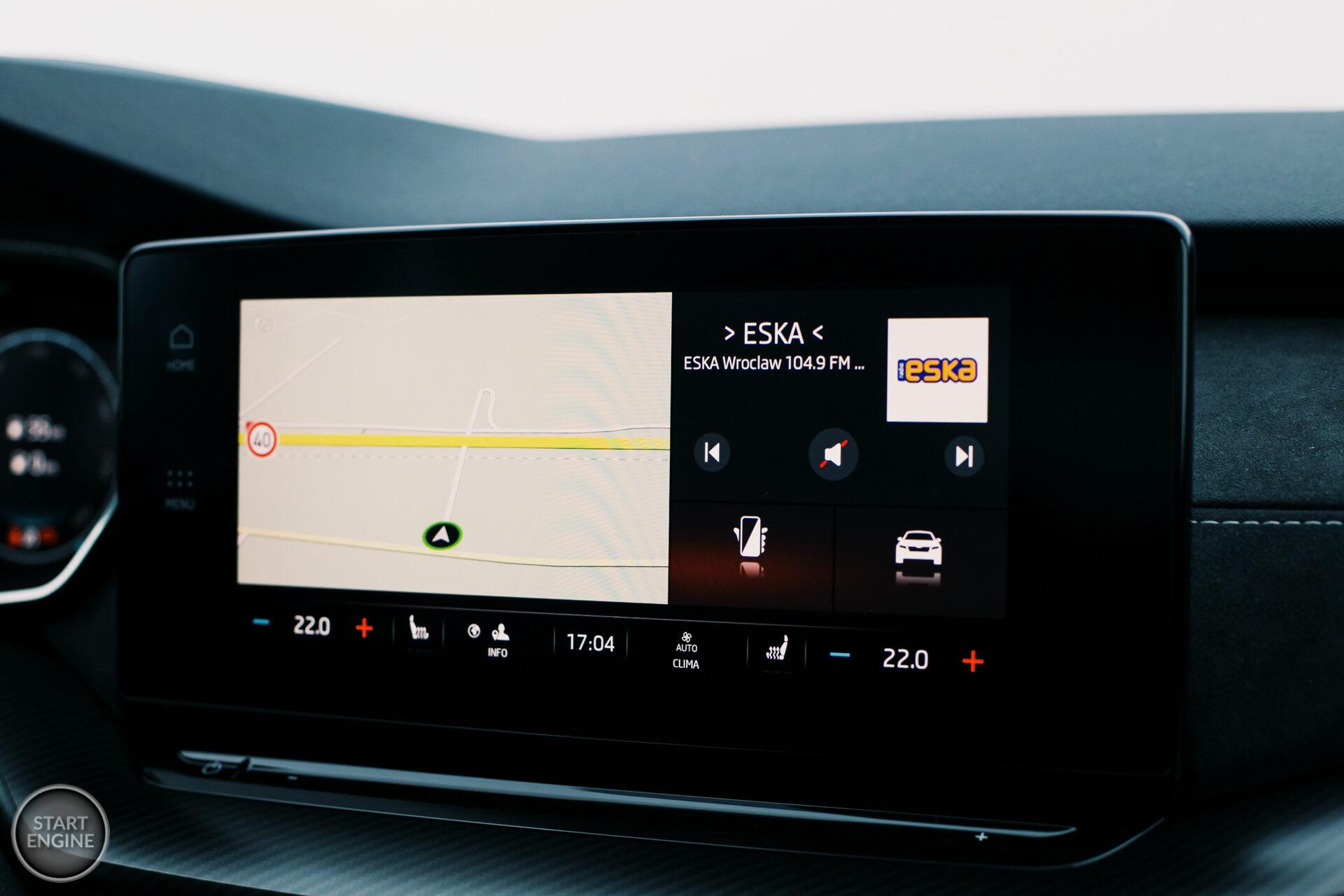 Škoda Octavia RS iV
