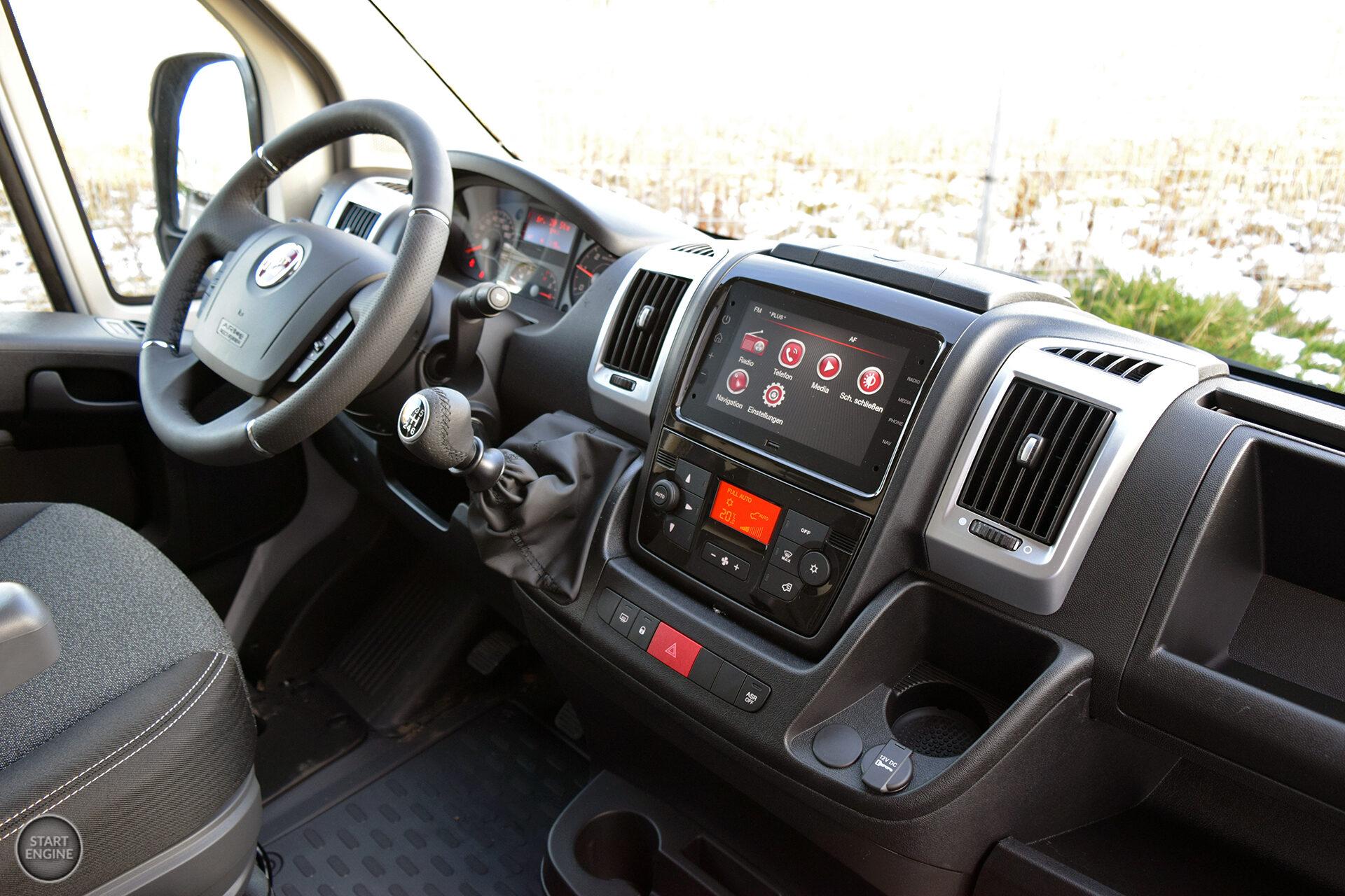 Fiat Ducato Maxi L4H2 (2021)