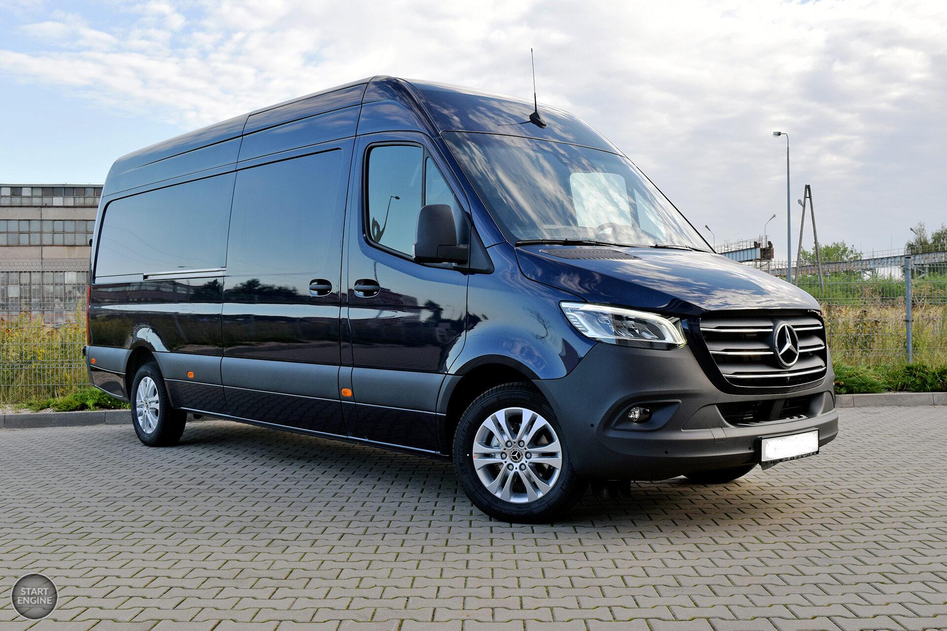 Mercedes-Benz Sprinter L3H2 907 (2020)
