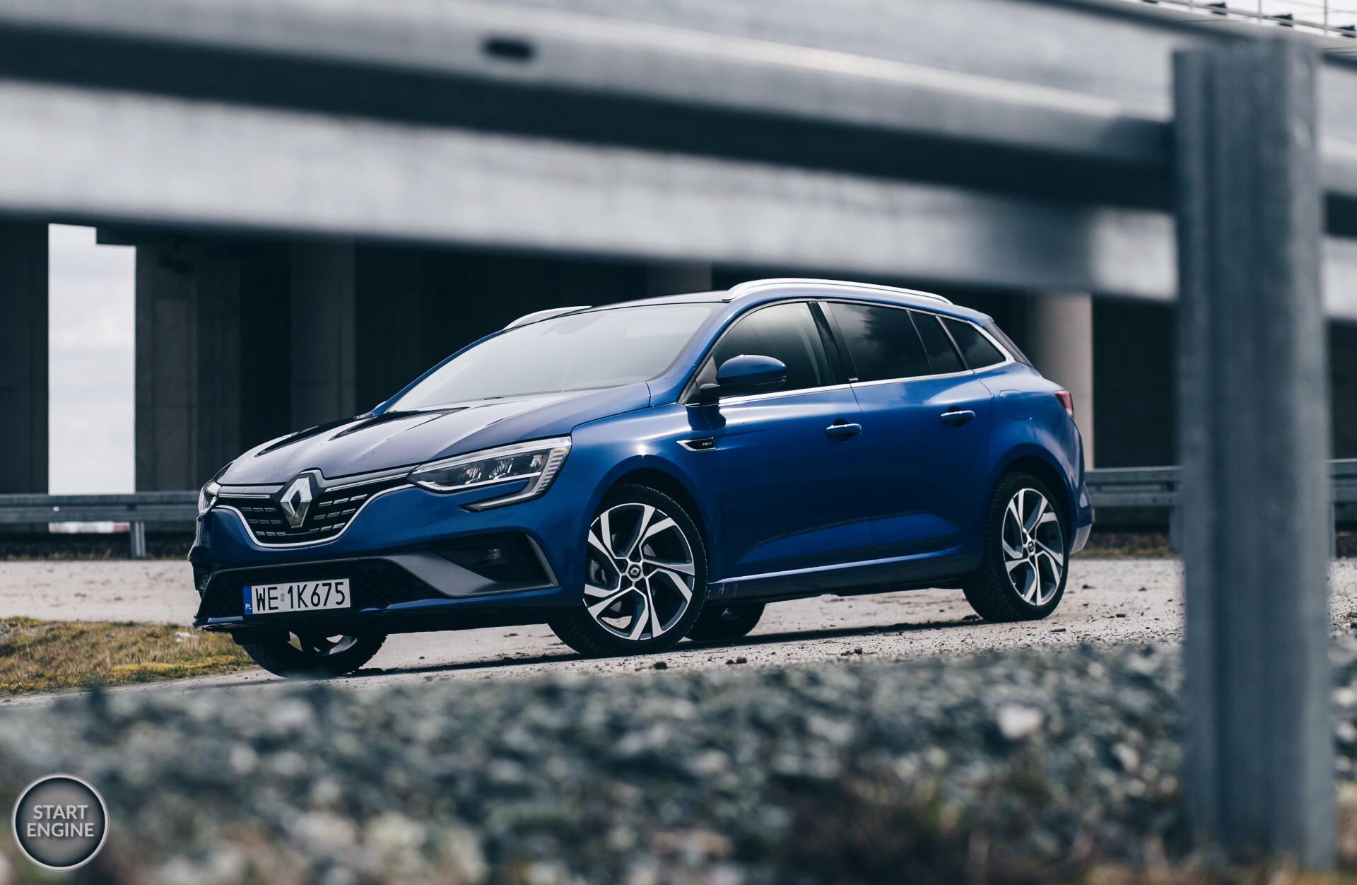Renault Mégane Grandtour R.S. Line E-TECH