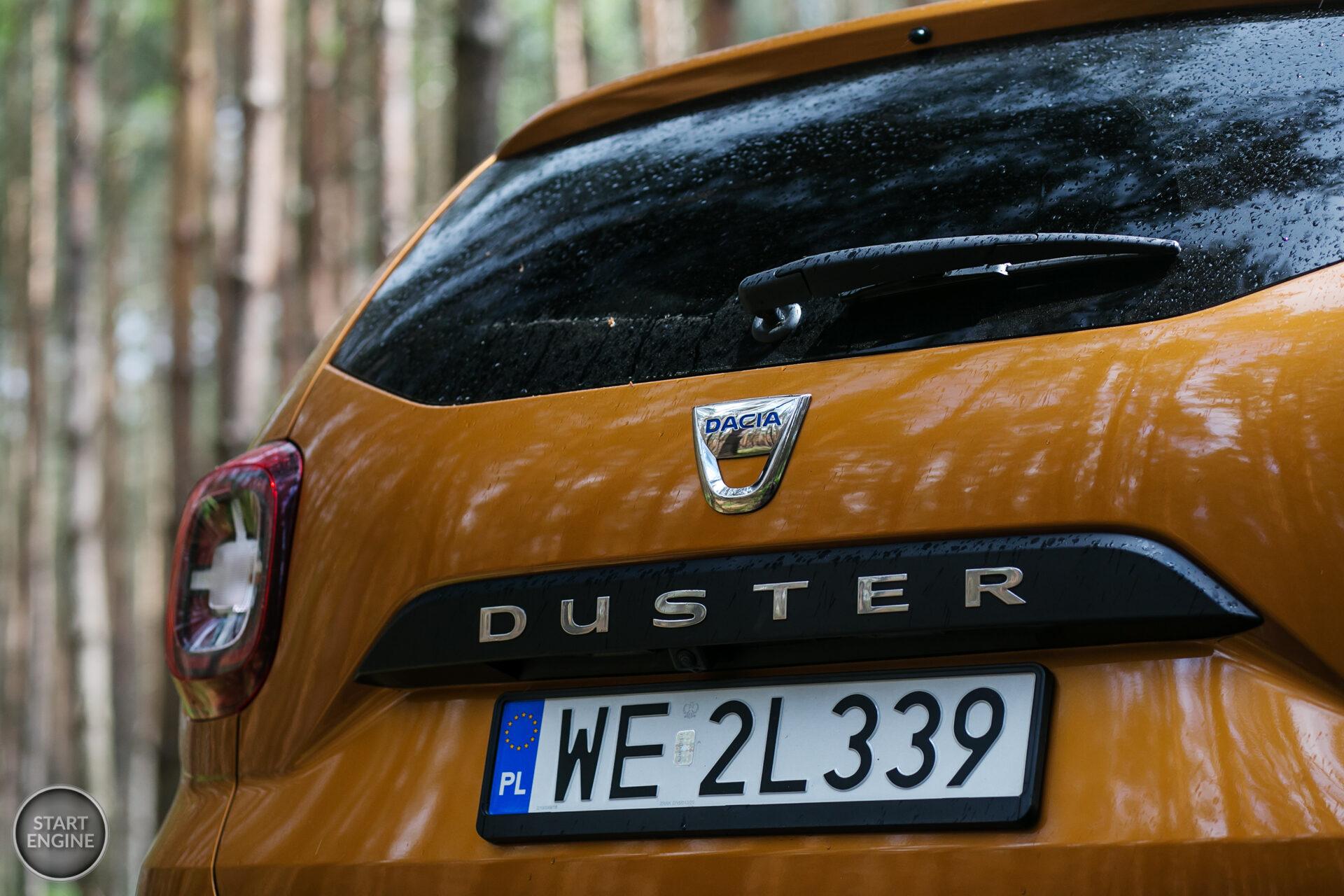 Dacia Duster Prestige 1.0 TCe 100 KM LPG 4x2