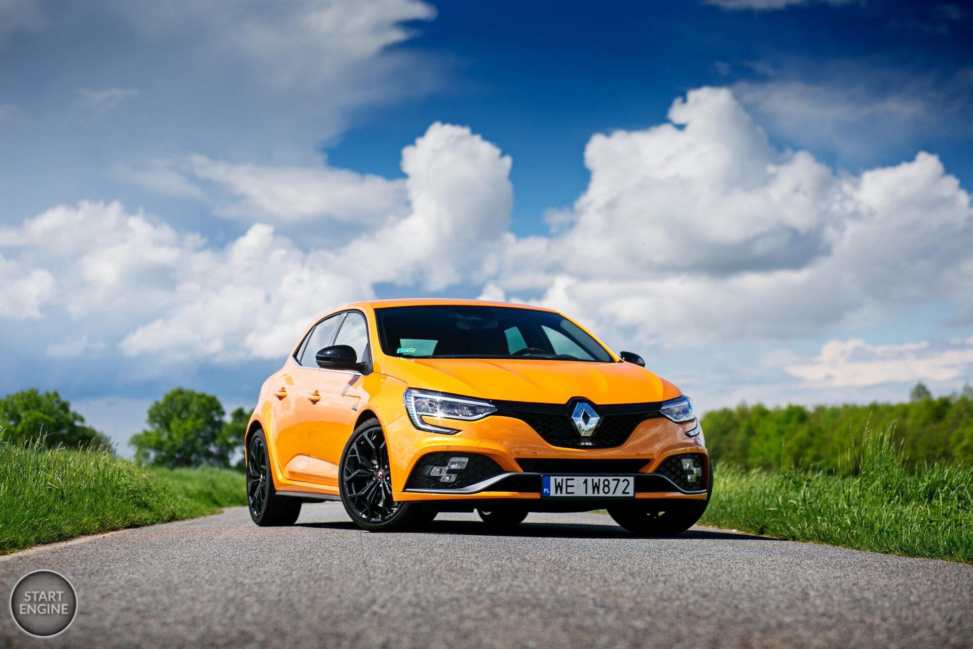 Renault Mégane R.S. EDC FL