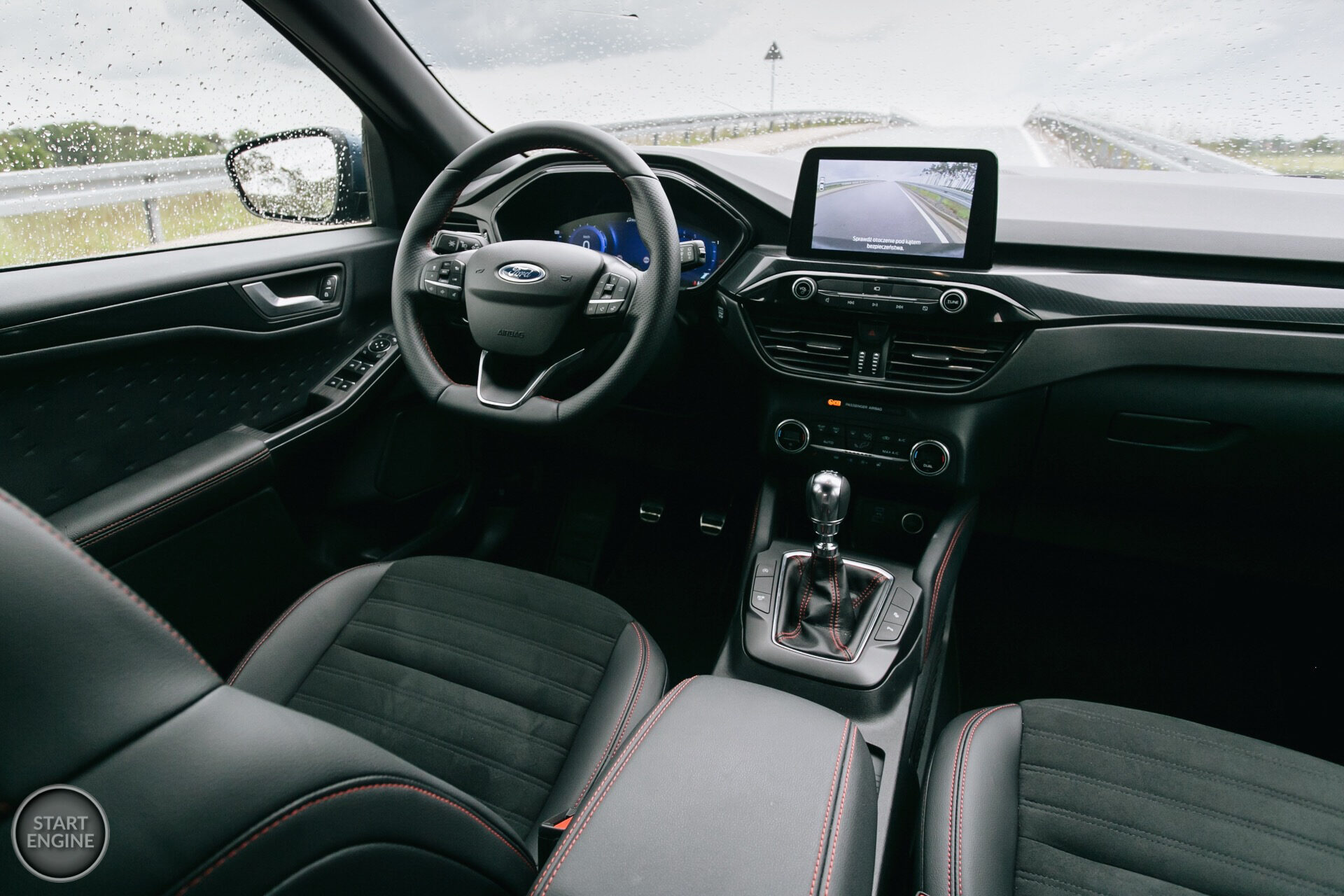 Ford Kuga ST-Line X 1.5 EcoBoost 150 KM 6MT FWD