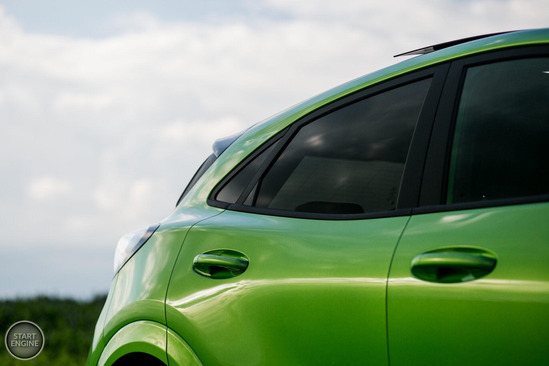 Ford Puma ST X
