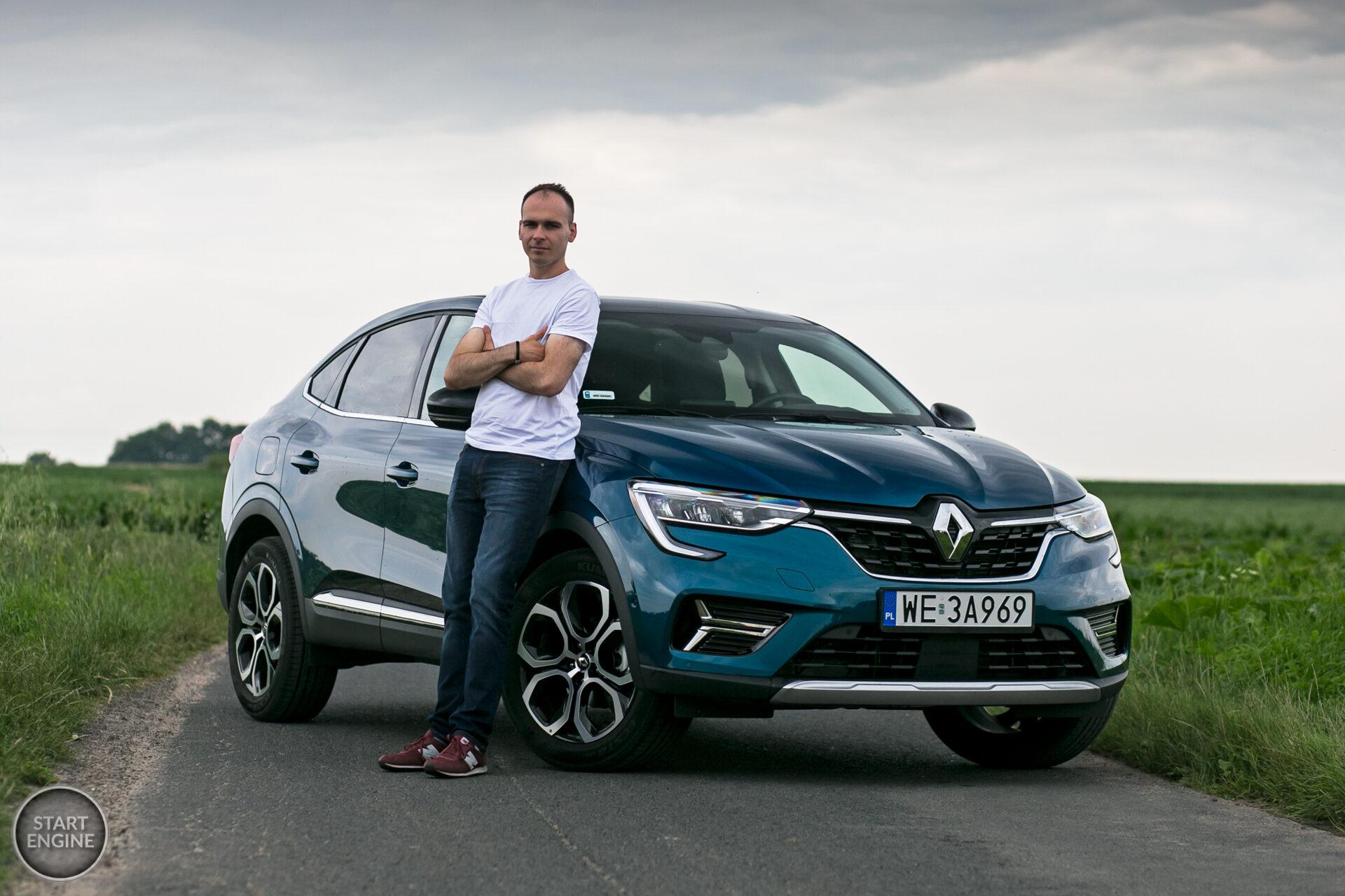Renault Arkana Intens 1.3 TCe 140 KM EDC