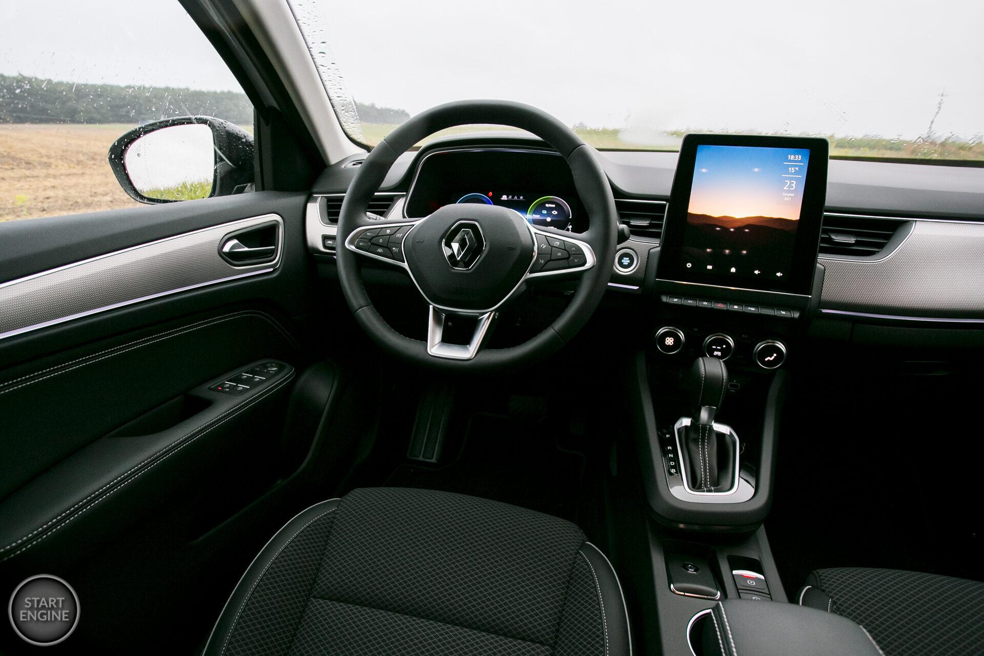 Renault Arkana Intens E-TECH
