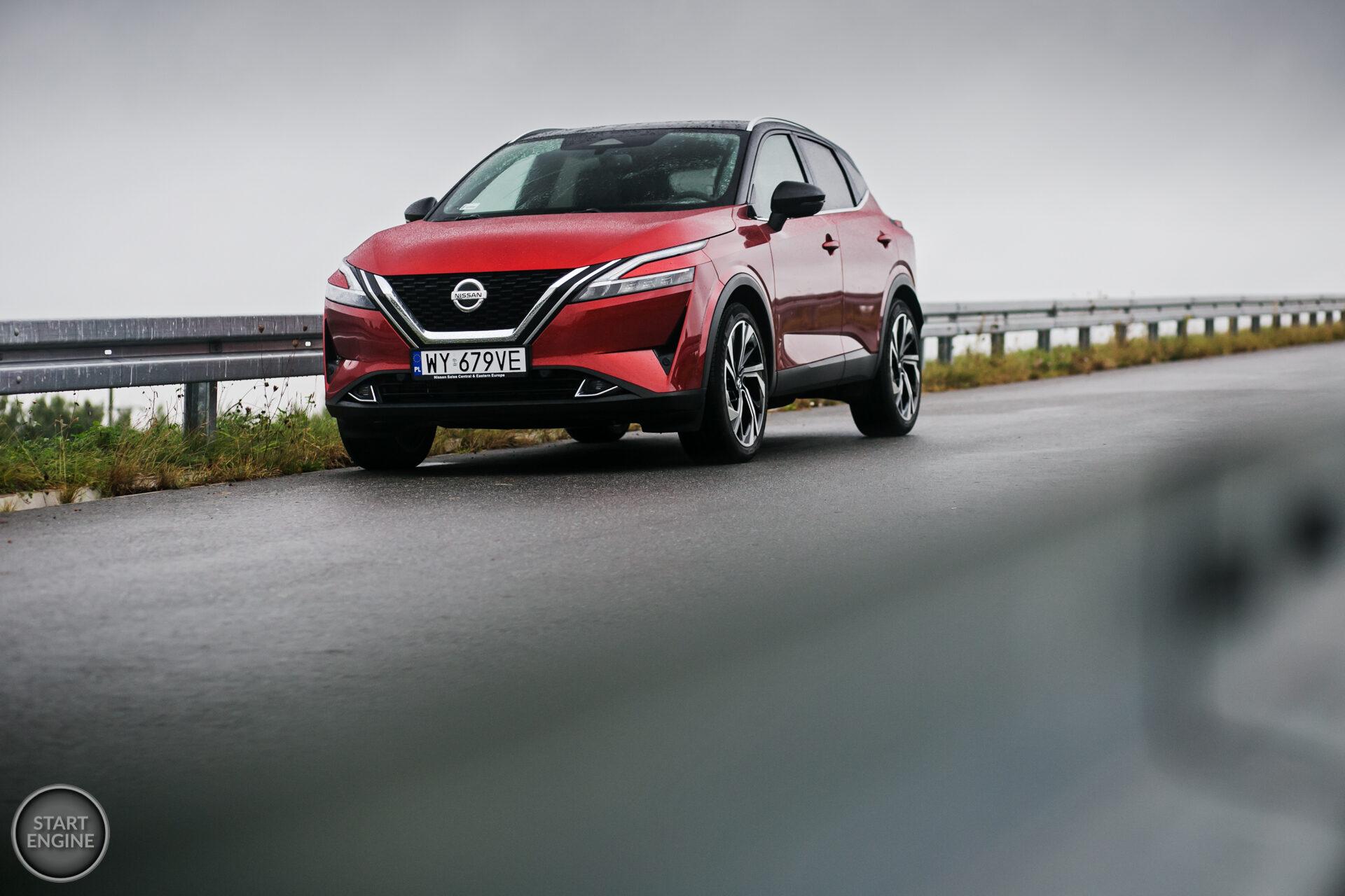 Nowy Nissan Qashqai (2021)