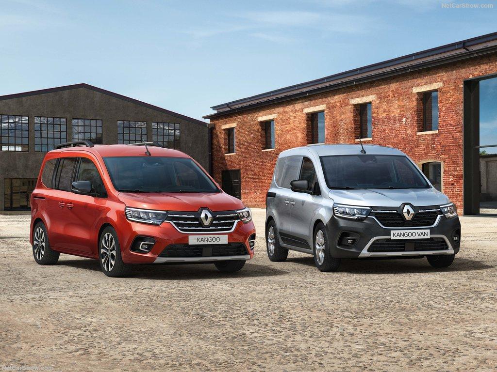 Nowe Renault Kangoo (2021)